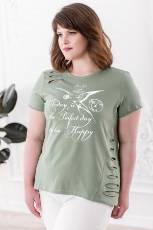 Жен. футболка